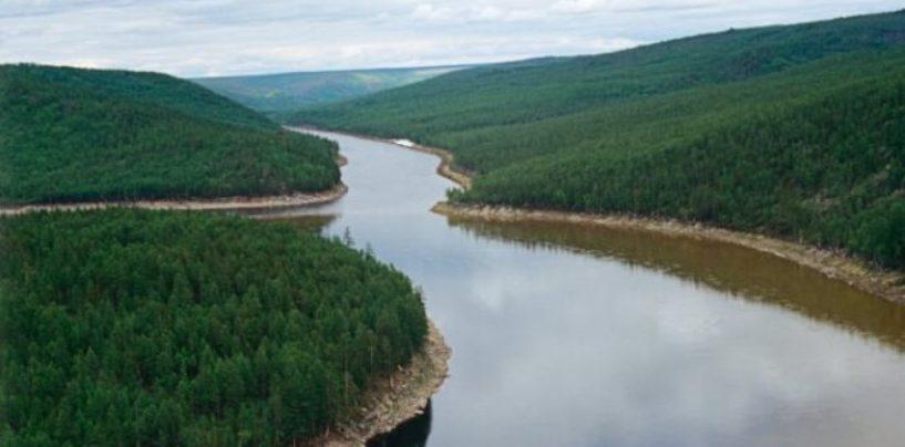 Китайские золотодобытчики отравили реку в Якутии