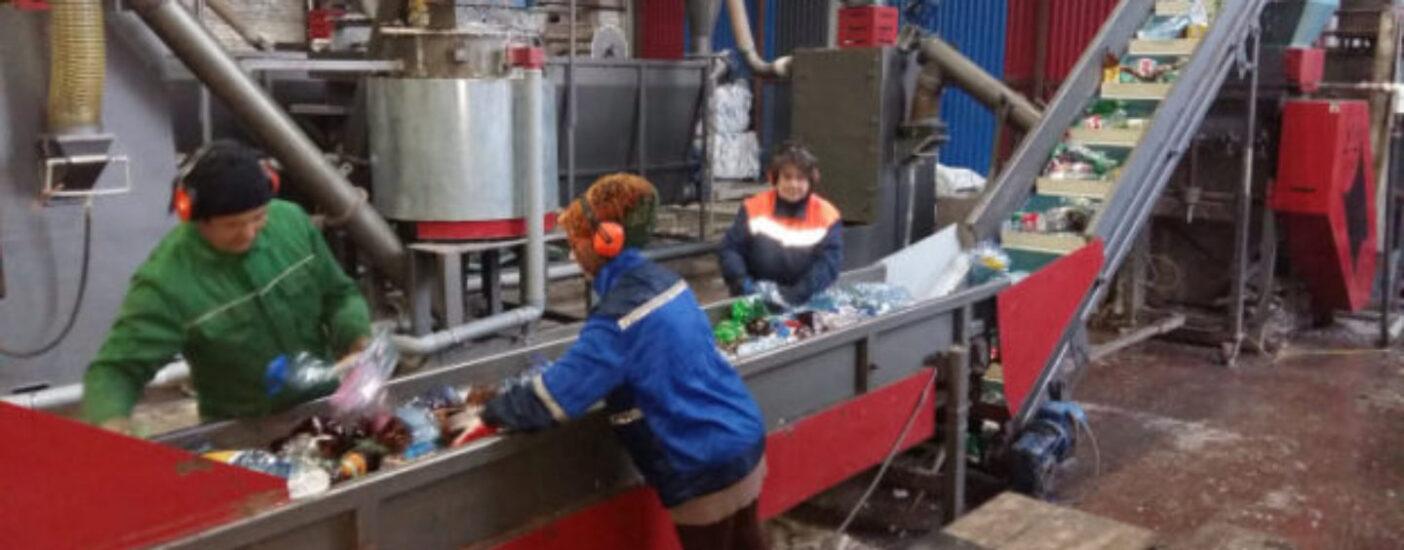 На Алтае создали отечественный сортировщик мусора