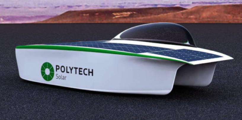 Студенты «прокачают» первый российский солнцемобиль