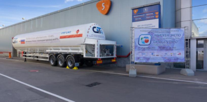 В Новгородской области на М-11 запустили строительство криогенной заправки