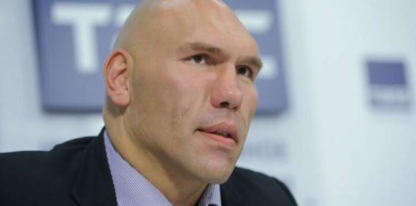 Валуев предложил увековечить в названиях аэропортов имена олимпийских чемпионов