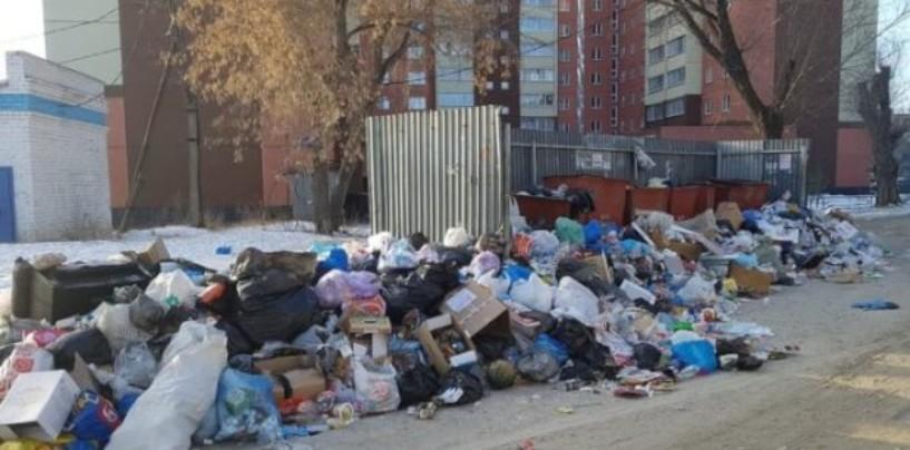 Полцарства за вывоз мусора. Что ждет страну через три месяца