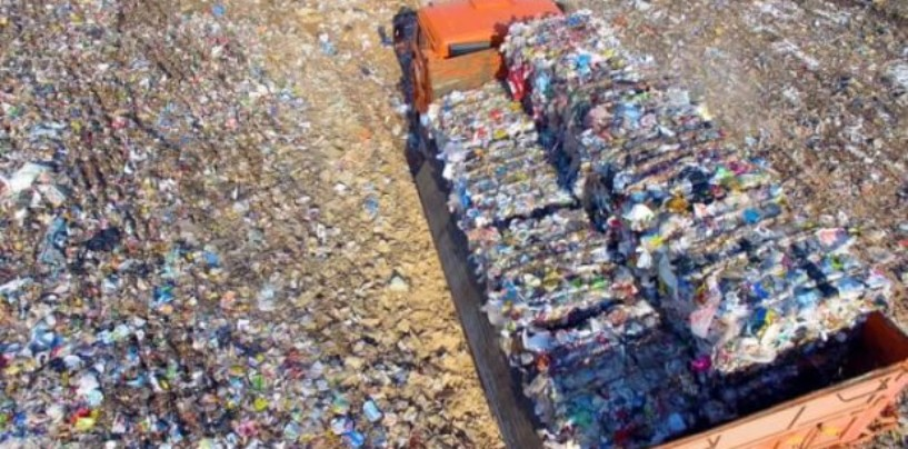 Грязные секреты мусорных полигонов в России