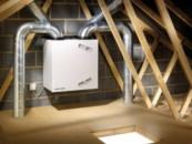 Современная вентиляционная система, круглогодично обеспечивающая приток свежего воздуха
