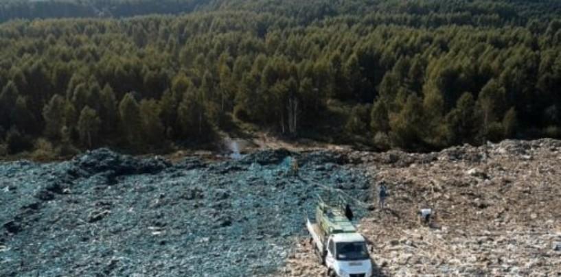 Мусорные горы 2. Как москвичи притесняют александровских мусорщиков