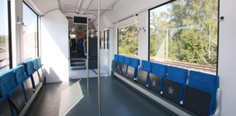 В Германии начал ходить первый водородный поезд