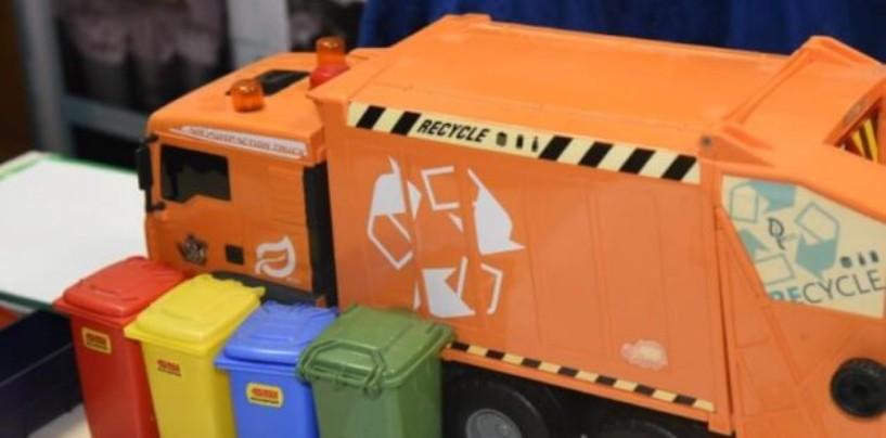 В Калужском регионе запланировано снижение объема захоронения мусора в 2 раза