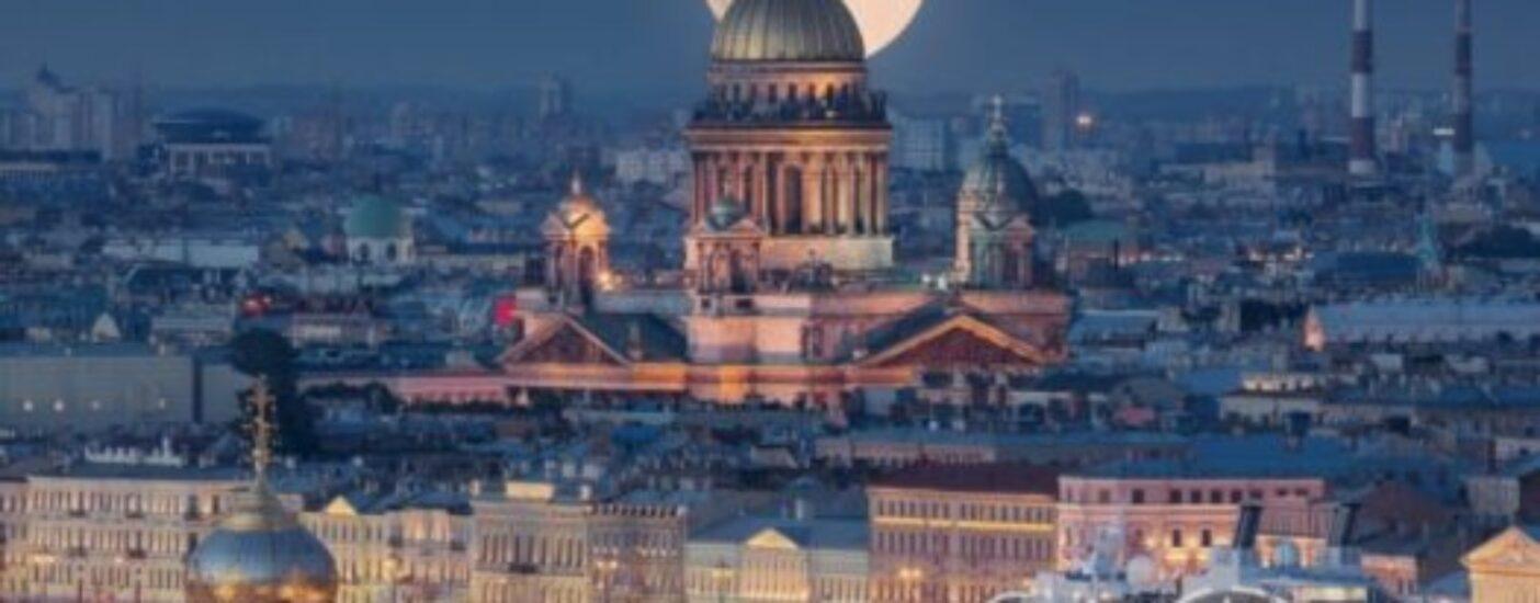 Санкт-Петербург лидирует в рейтинге самых добрых российских городов