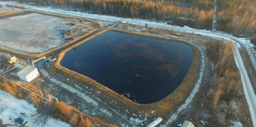 «Красный Бор» включили в проект «Чистая страна», на его ликвидацию направят 40 млрд рублей