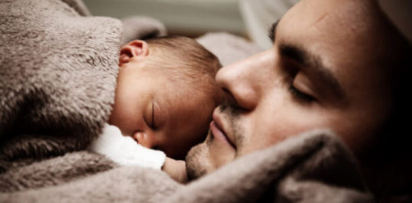Ученые: Ожирение детей зависит от уровня физической активности их отцов