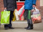 В Львовской области запретили полиэтиленовые пакеты