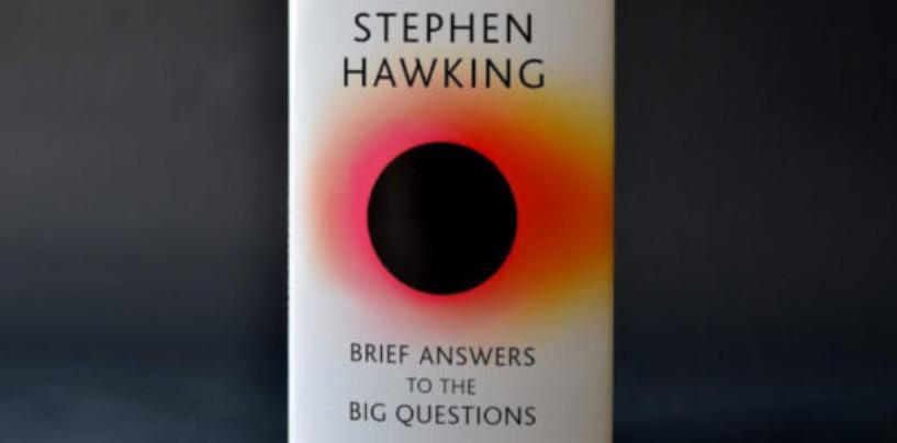 Стивен Хокинг — о человечестве в последней книге: «нам нужно проснуться, и как можно быстрее»