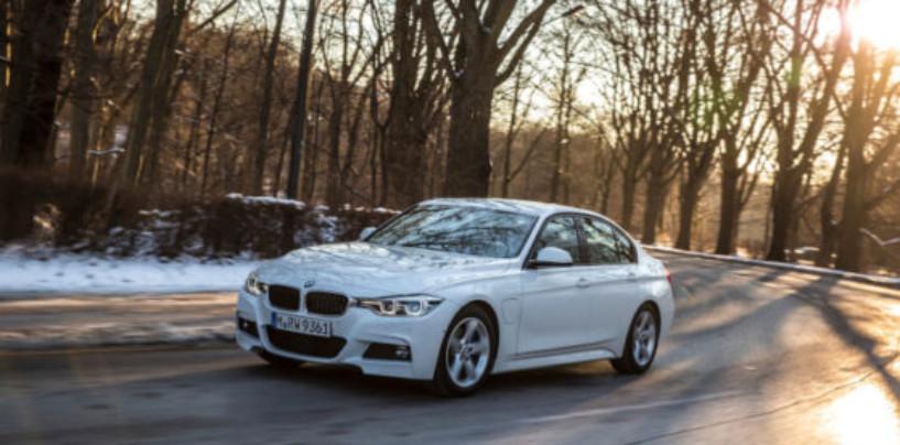 Экологичный BMW 330e iPerformance появится в 2019 году