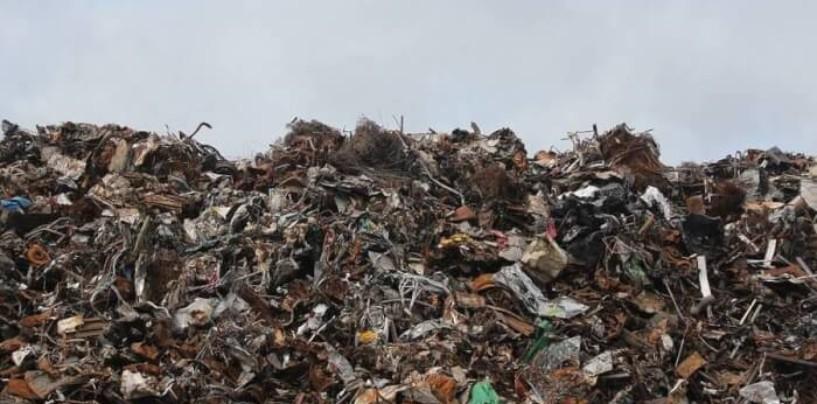 С 1 января в пять раз вырос объем мусорных отходов в Красноярске