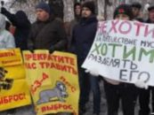 «Россия не помойка». Акции против мусоросжигательных заводов