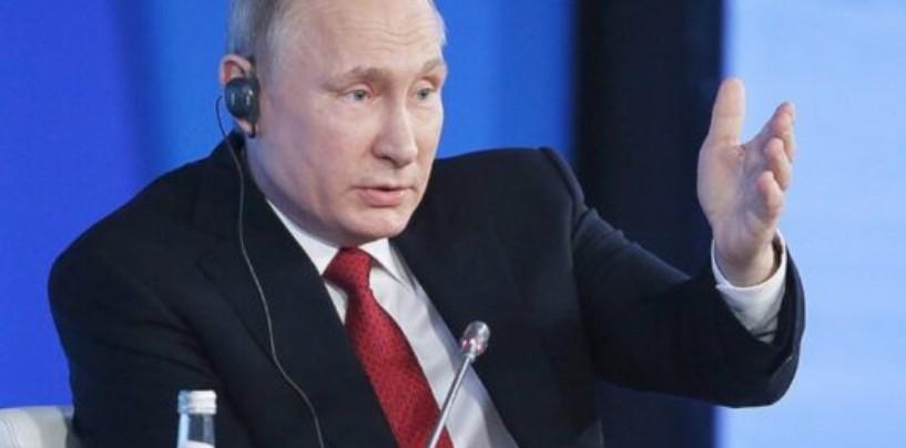 Владимир Путин поручил не допустить роста стоимости утилизации мусора для населения