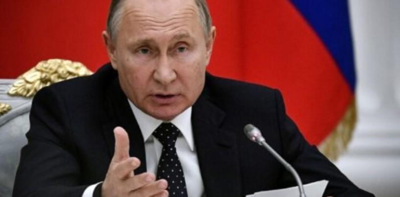 Путин поручил к июню рассмотреть изменения в вопросах утилизации бытовых отходов