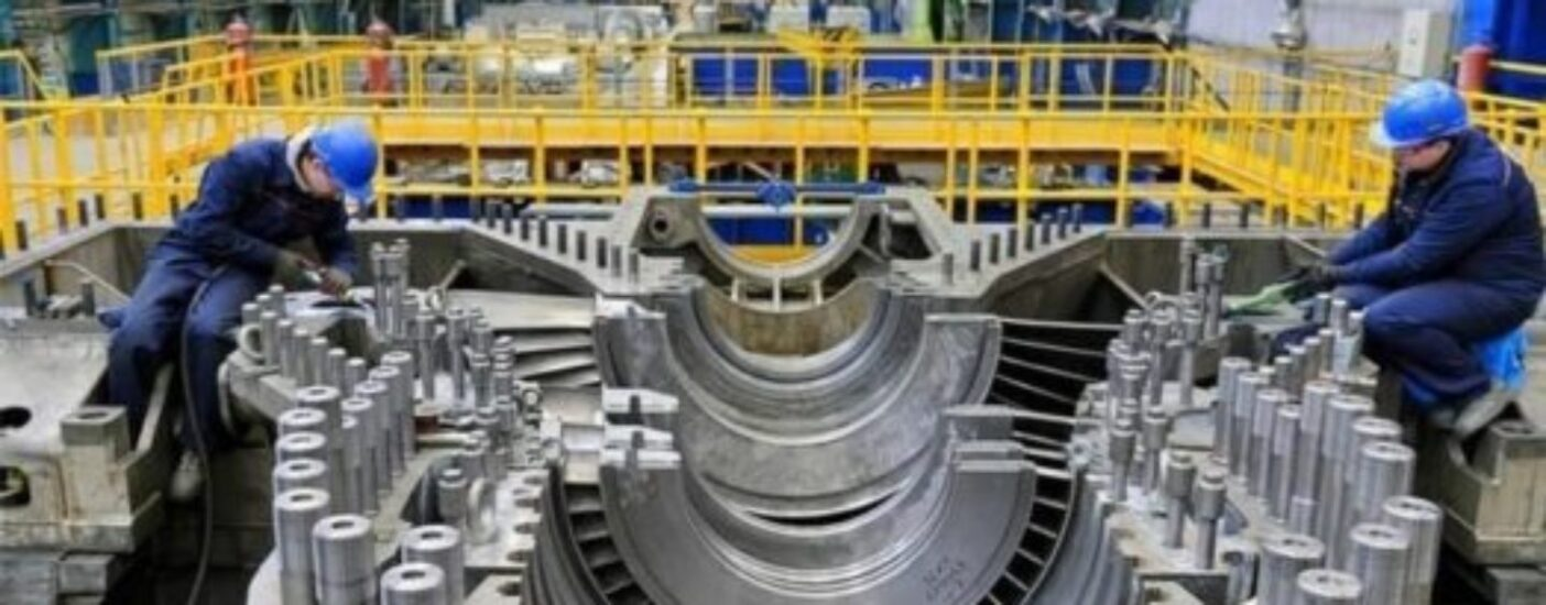 Уральский завод изготовил турбину для переработки мусора в Подмосковье