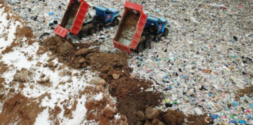 Завершена работа над правовой базой для легализации мусорных полигонов
