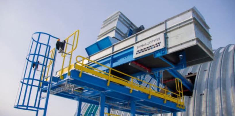 В Омске запустили мусоросортировочный комплекс производительностью 200 тонн в сутки