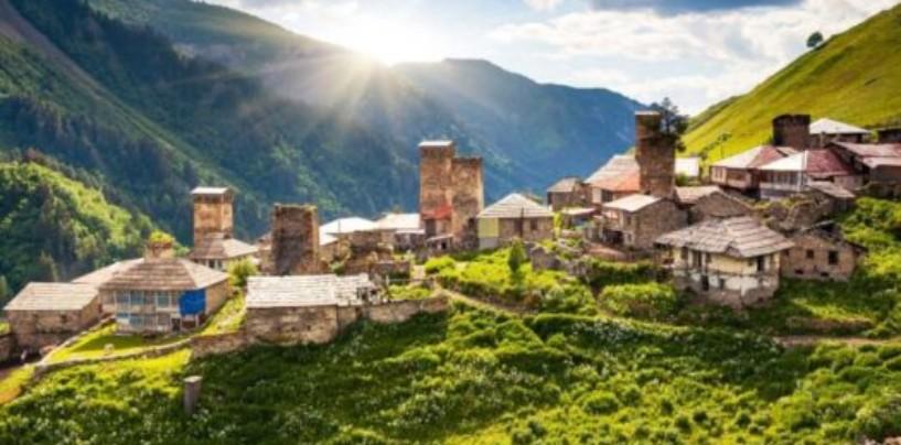 Подсчитан ущерб Грузии отпотери российских туристов
