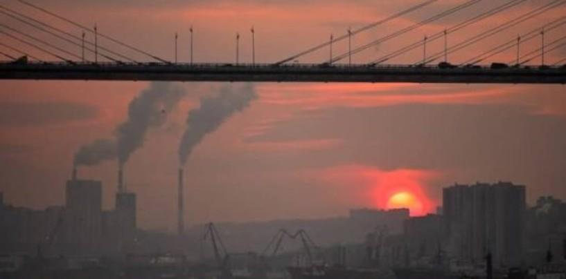Опрос: почти половина россиян недовольны экологией в своих городах