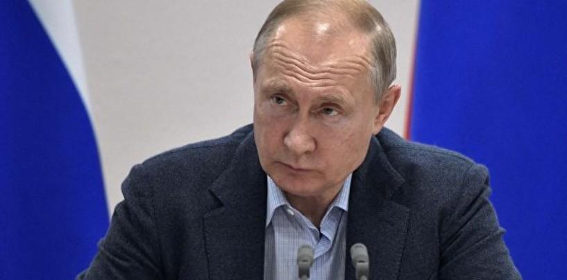 Путин подписал закон о единой госсистеме обращения с опасными отходами