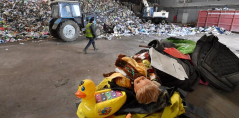 Минприроды: инвесторы вложат 20 млрд рублей в объекты обращения с мусором в 2019 году