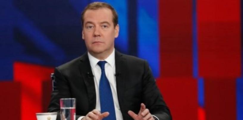 Медведев рассказал о ходе «мусорной» реформы